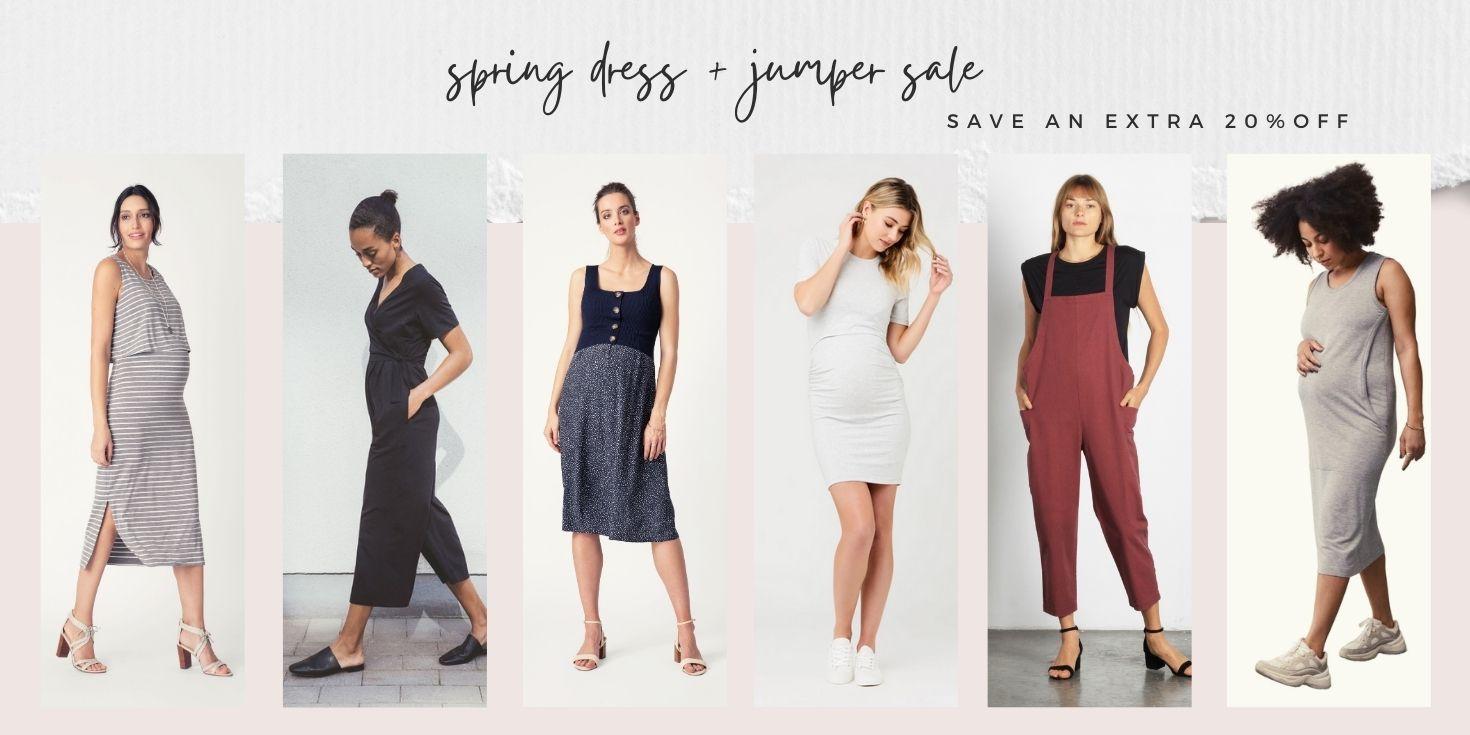 Extra 20% off Dresses & Jumpers