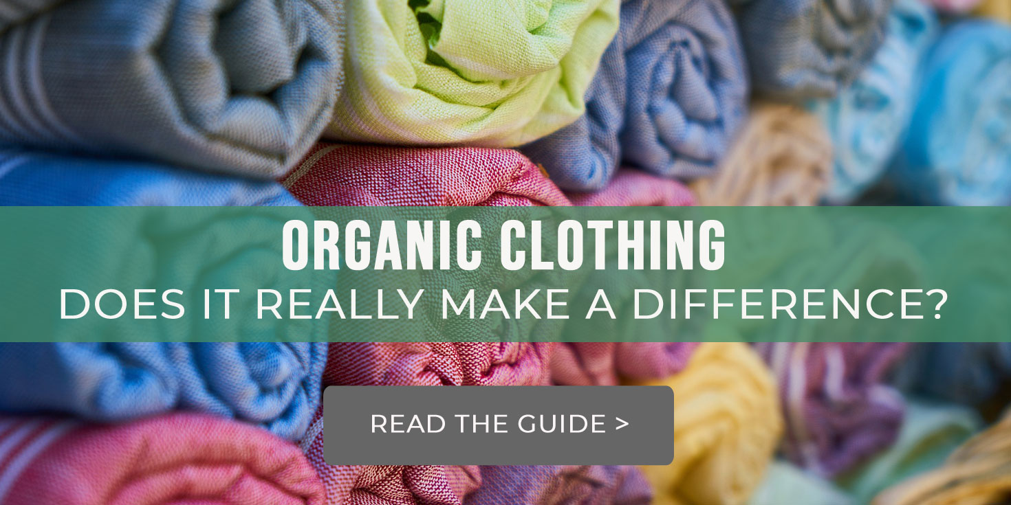 Organic Baby Clothing - Does it make a difference?
