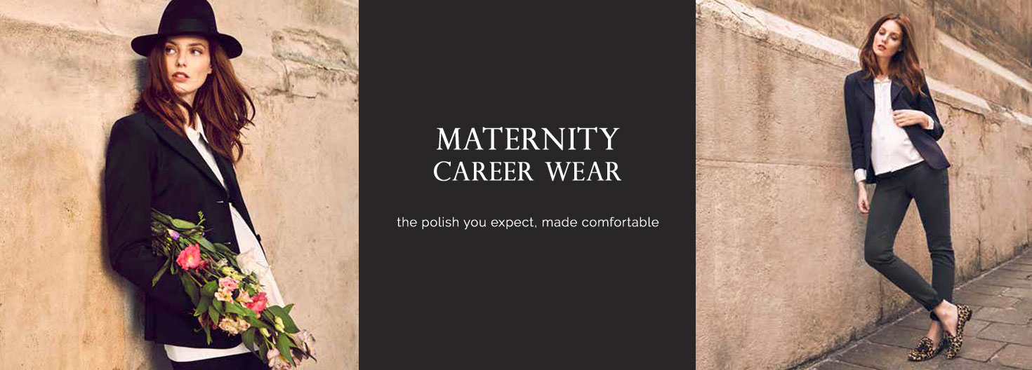 Maternity Career Wear