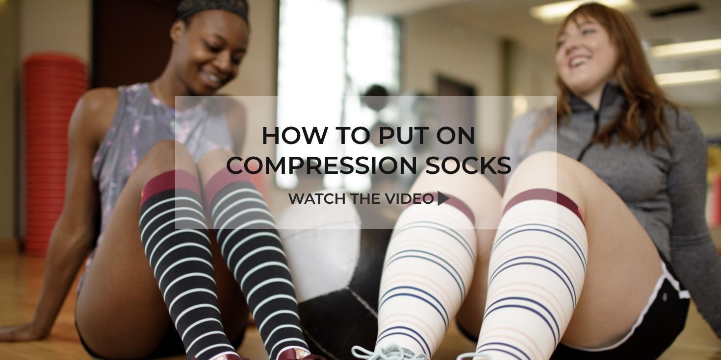 How to Put on Compression Socks