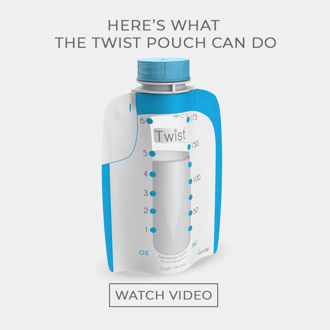 Watch the Twist Pouch in action