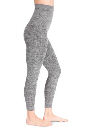 3a574c97f7acf Mother Tucker® Compression Leggings in Black by Belly Bandit