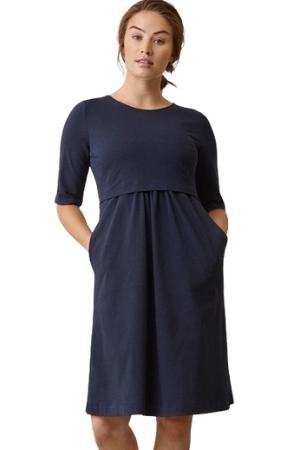 Designer Nursing Dresses Figure 8 Moms