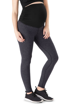 a9a48c2b7d770 Belly Bandit® ActiveSupport™ Essential Leggings (Charcoal) by Belly Bandit