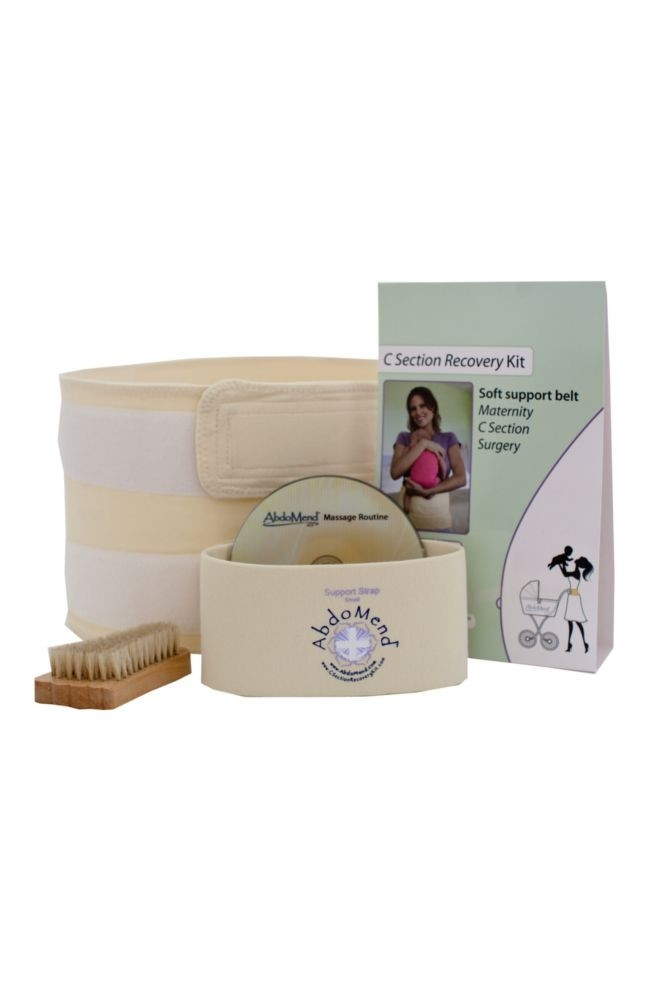 AbdoMend™ C Section Recovery Kit (Natural)
