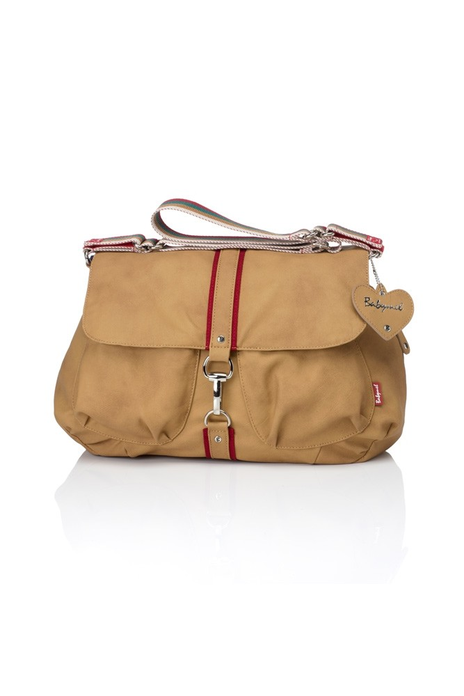 Babymel Katie Diaper Bag (Tan)