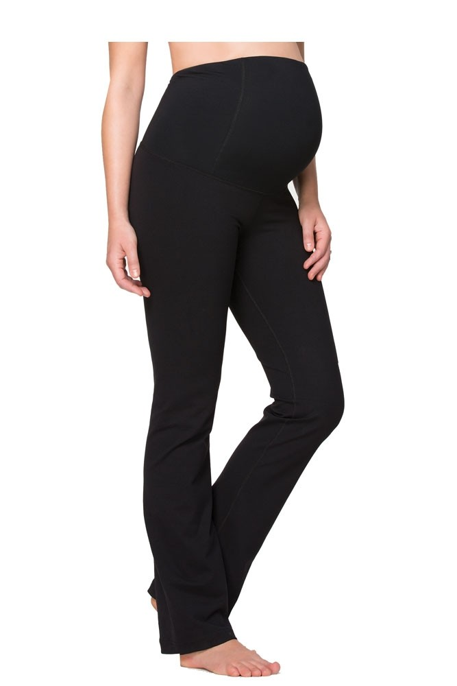 Ingrid & Isabel Active Maternity Pant (Jet Black)