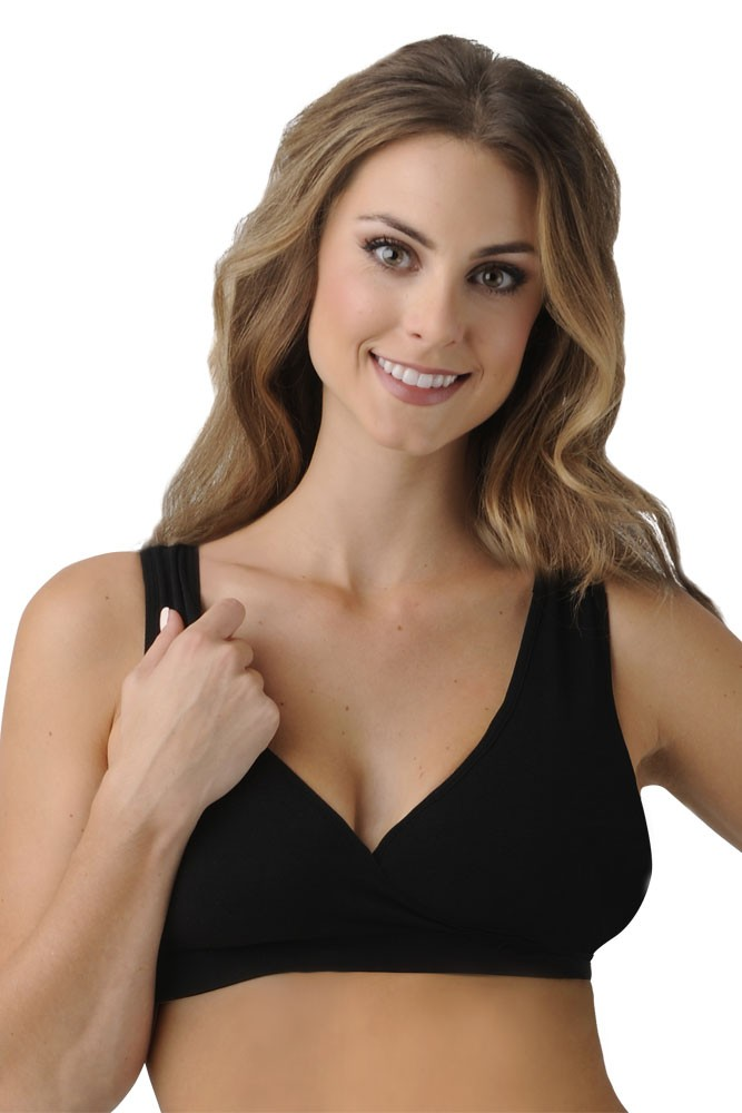 BDA Nursing Bra by Belly Bandit (Black)