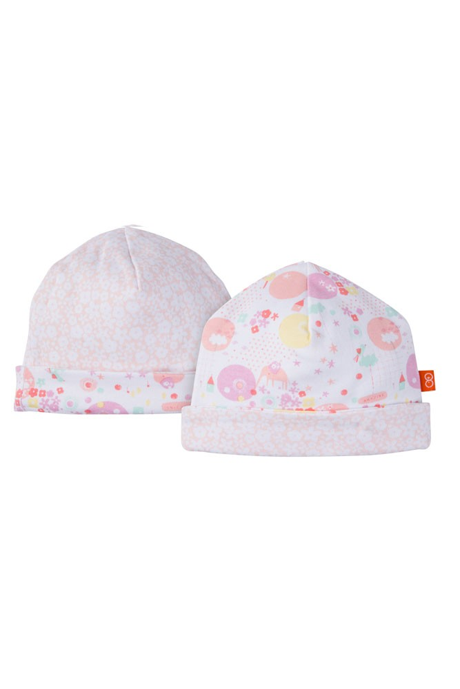 Magnetic Me™ by Magnificent Baby Cotton Reversible Cap (It's Amazing Print)