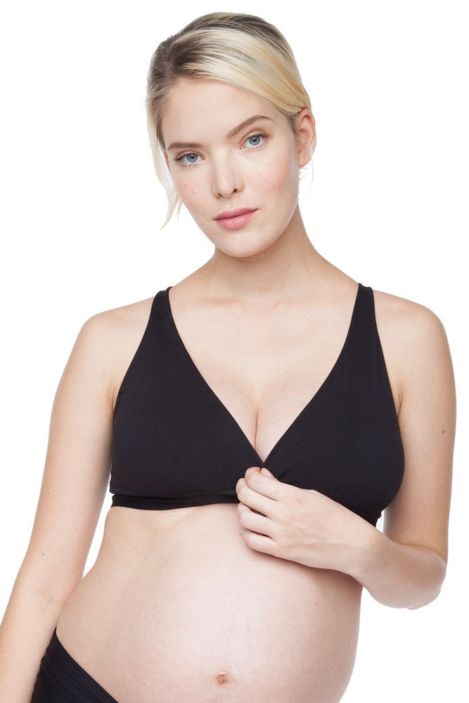 Belabumbum Heavenly Lounge Bra (Black)