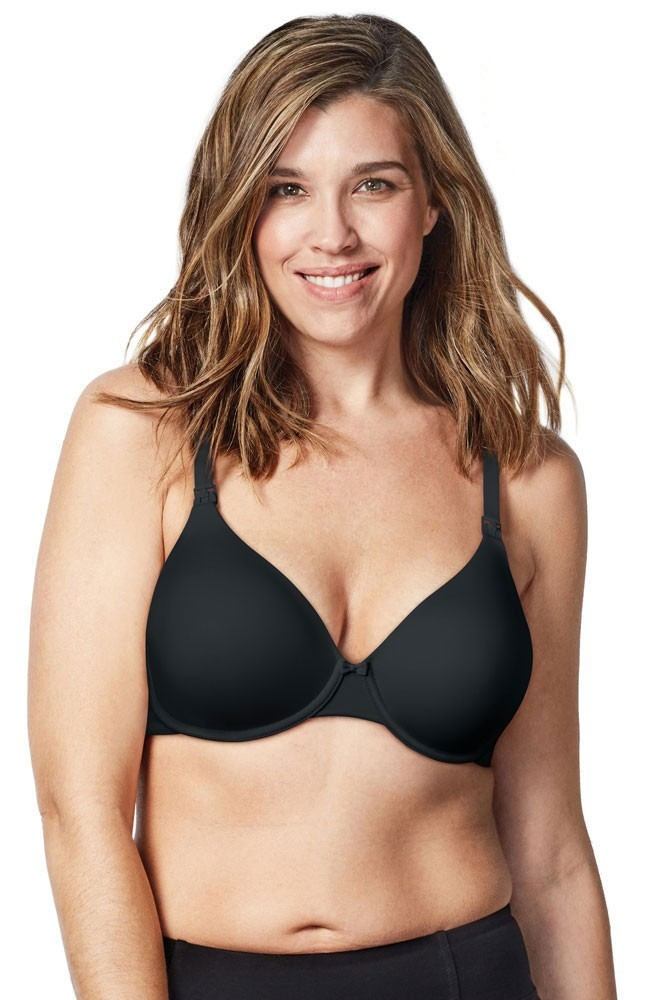 Bravado Designs Belle Underwire Maternity & Nursing Bra (Black)