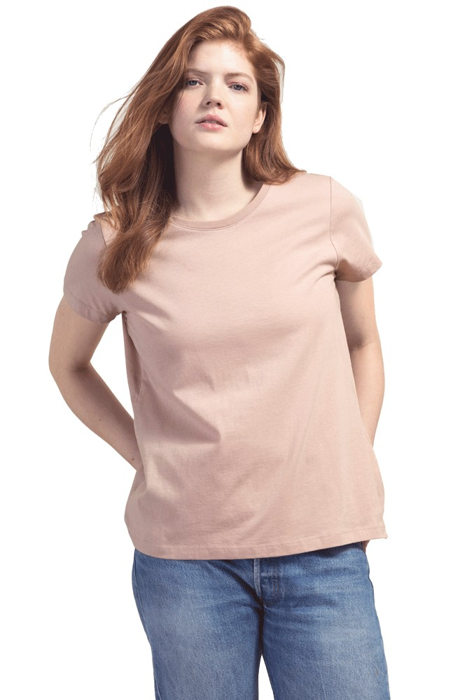 The-Shirt Organic Nursing Tee by Boob Design (Pebble)