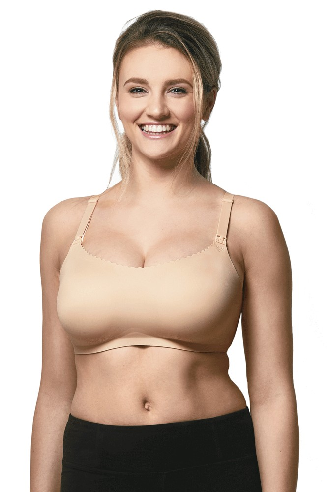 Bravado Designs Invisible Maternity & Nursing Bra (Bare)