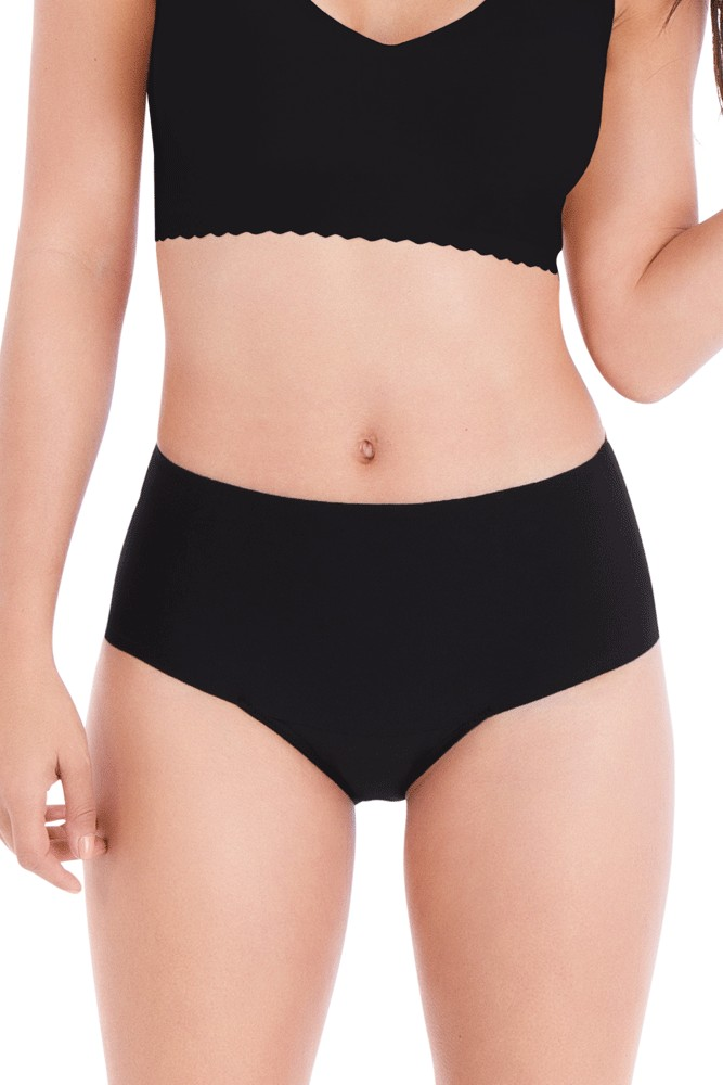 Mother Tucker® Smoothing Panties by Belly Bandit (Black)