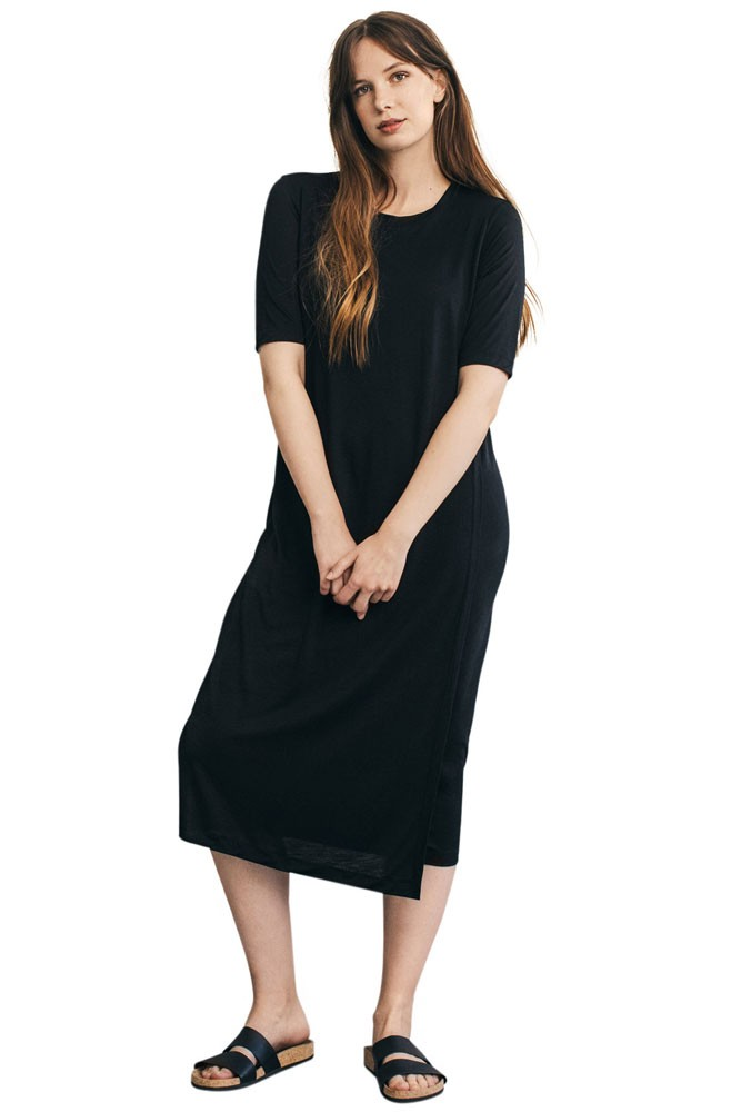 The Shirt Nursing Dress by Boob Design (Black)
