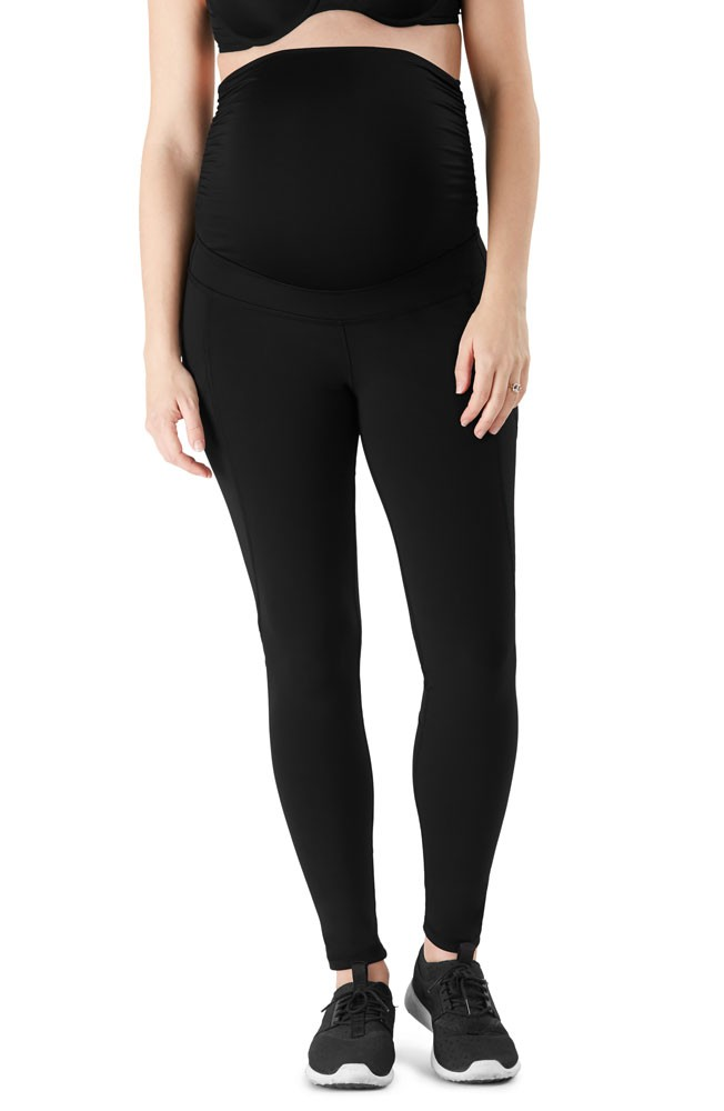 Belly Bandit® ActiveSupport™ Power Leggings with Pockets (Black)