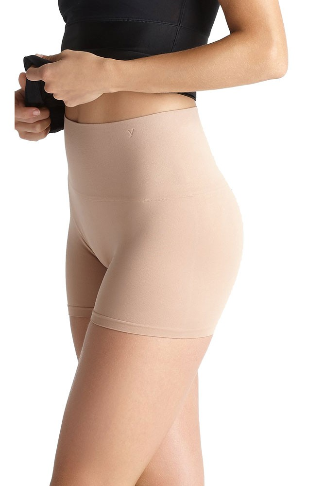 Yummie Ultralight Seamless Shaping Short (Almond)