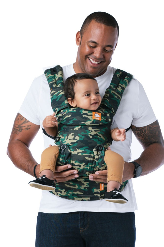 Baby Tula Explore 6-in-1 Baby & Toddler Carrier (7-45 lbs.) (Bravo)