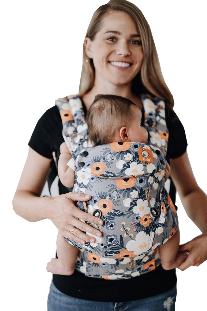 Baby Tula Explore 6-in-1 Baby & Toddler Carrier (7-45 lbs.) (French Marigold)