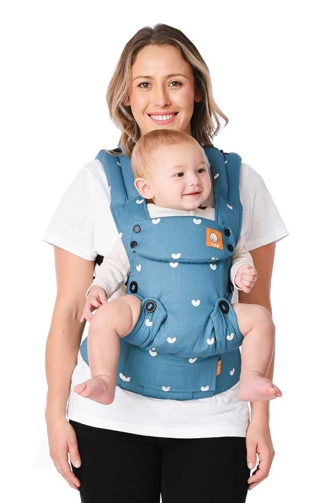 Baby Tula Explore 6-in-1 Baby & Toddler Carrier (7-45 lbs.) (Playdate)