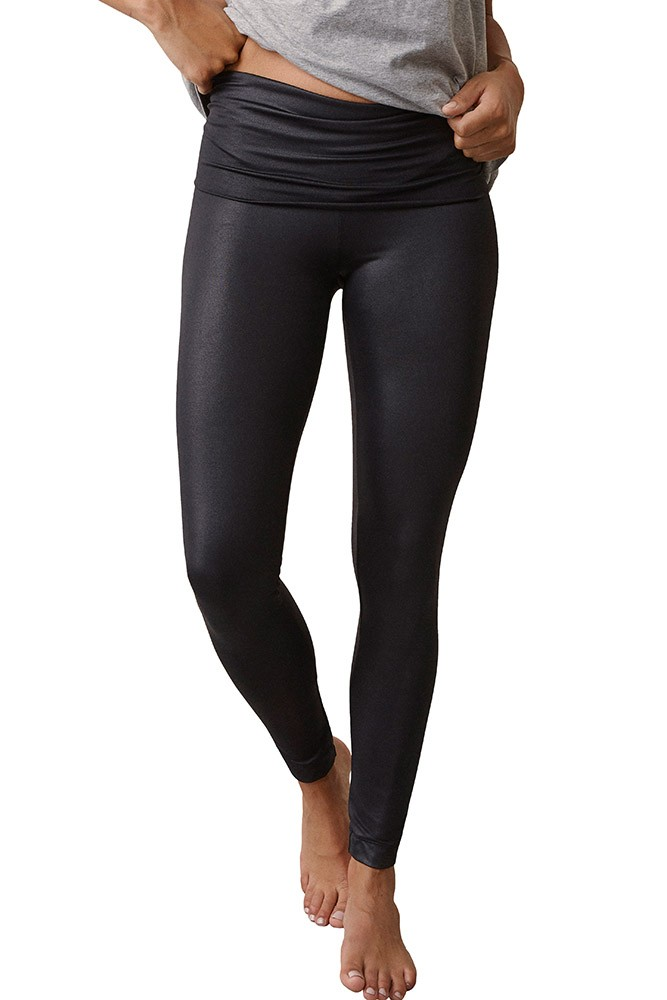 Boob Design Once-On-Never-Off Glam Leggings (Black)