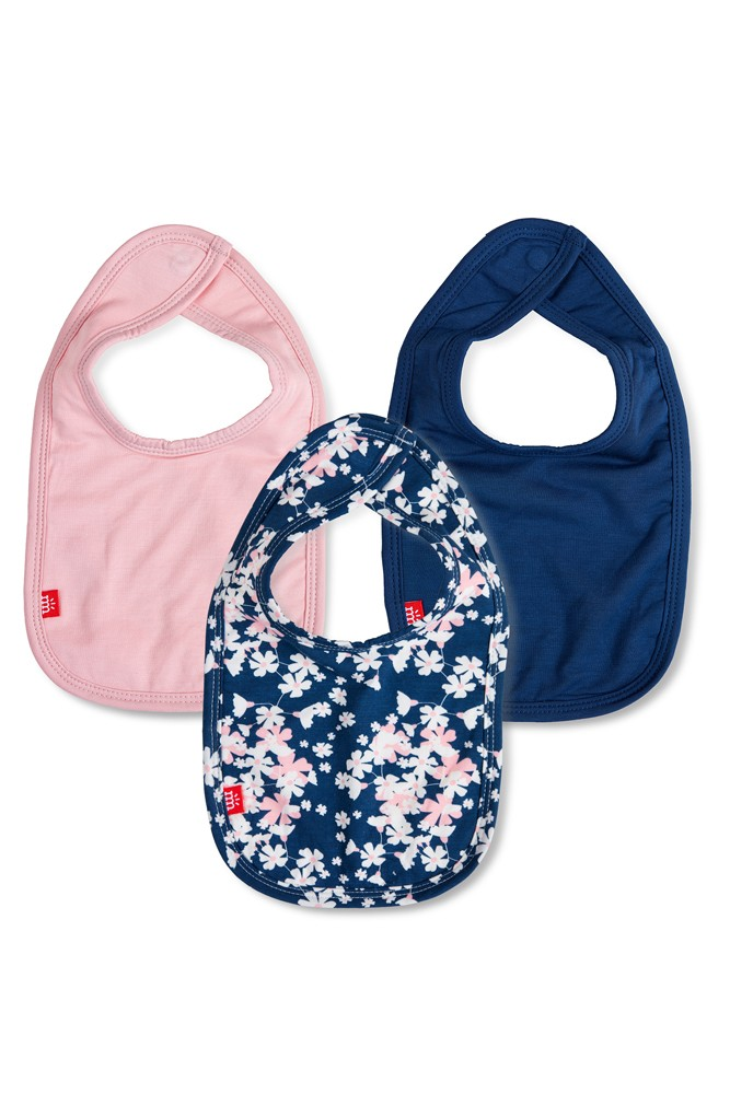 Magnetic Me™ Modal 3-Pack Magnetic Baby Bib (Aberdeen)