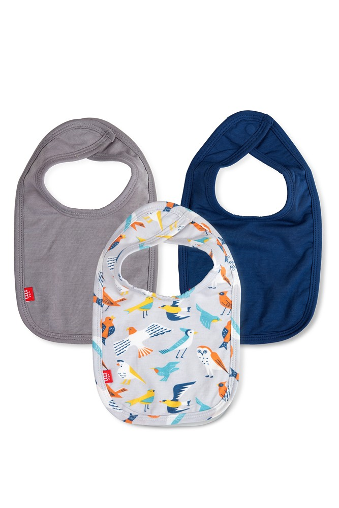 Magnetic Me™ Modal 3-Pack Magnetic Baby Bib (Early Bird)