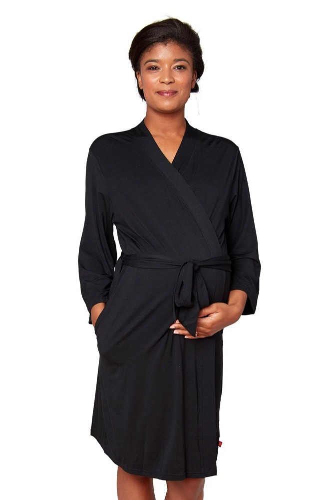 Magnetic Me™ Modal Woman's Magnetic Robe (Onyx)
