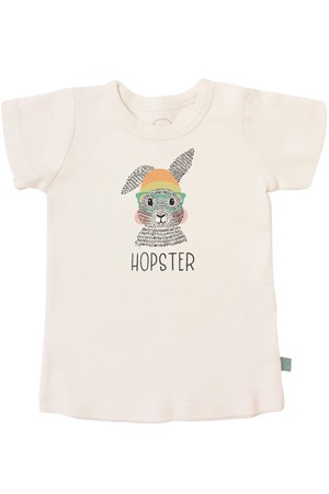 Finn + Emma Organic Cotton Graphic Tee (Hopster)