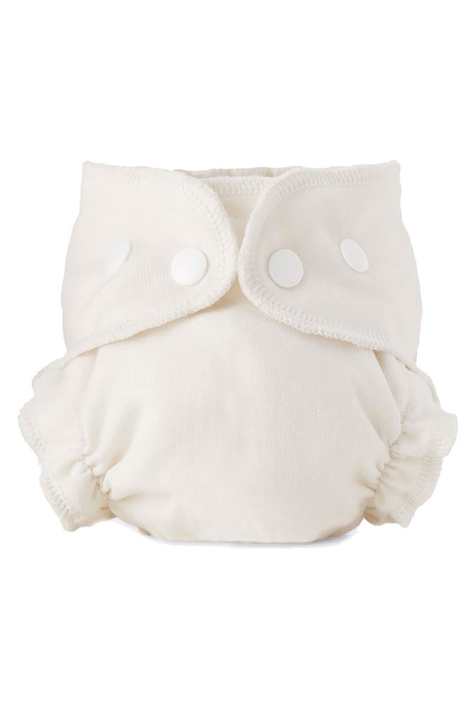 Esembly Inner Organic Cotton Diaper Size 1 (7-17 lbs) (Natural)